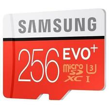 Samsung 256gb Micro SD SDXC microSDXC Class 10 95mb/s EVO plus