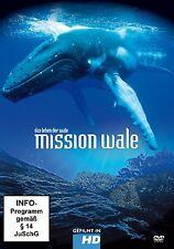 Mission Wale - Das Leben der Wale ( Doku ( gefilmt in HD ) DVP