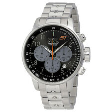 Invicta S1 Rally Chronograph Black Dial Mens Watch 23084