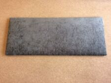 4FT6 DOUBLE CHENILLE GREY PADDED HEAD COMPLETE WITH LEGS TO ATTACH TO BED