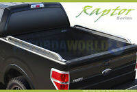 2-Piece Smooth Bed Caps with Stake Holes for 1988-1998 Chevy C//K Series Pickup