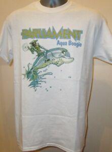 Parliament Retro Funk Music T Shirt Funkadelic Aqua Boogie Earth Wind Fire V200