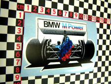 BMW F1 M Power Sticker M3 M5