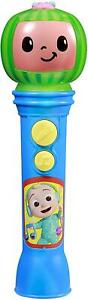 Cocomelon Sing Along Karaoke Microphone with Lights
