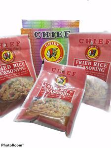 Chief Fried Rice Seasoning 4x40g