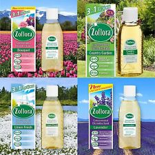 Zoflora 120 ml Action Concentrated Disinfectant Antibacterial Cleaning Scents