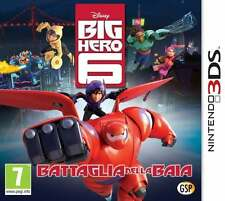 Big Hero 6 3DS NUOVO ITA