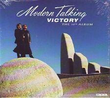 Modern Talking Victory-album 11th (2002, Digi) [CD ALBUM]