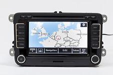 Volkswagen Golf Mk5 Mk6 RN 510 GPS Système Navigation 2017 cartes routières TV écran
