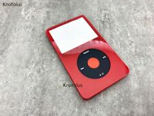 red front housing case cover button black clickwheel for iPod 5th gen video 30gb