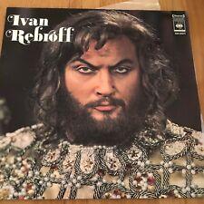 "Ivan Rebroff  in ""Boris Godunov"" ""Die Zauberflote"" ""Don Carlos"" ""Ernani"" ""Faust"""