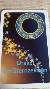 """Kartendeck """"Orakel der Sternzeichen"""""""