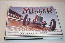 THE MILLER DYNASTY BY MARK DEES 2ND EDITION W/ DUST JACKET 564 PAGES EXCELLENT