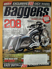Baggers Magazine July 2010- Road King Review
