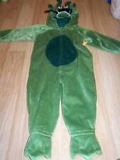 Baby Size 24 Months Second Step Plush Green Dragon Halloween Costume NWOT