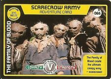 DR WHO MONSTER INVASION - 066 SCARECROW ARMY