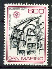 San Marino 1987 Sass. 1195 Nuovo ** 100% Europa CEPT