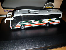 Autobus Granturismo Plaxton Elite Pauls Winson - Scala N - Oxford  - Nuovo