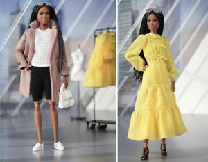 Barbie @Barbiestyle Doll 2 GTJ83 2021 Tissued with Shipper Please read
