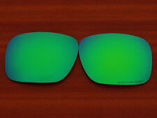 Replacement Green Blue Polarized Lenses for Holbrook Sunglasses OO9102