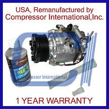 2007-2011 Civic Coupe 1.8L Reman A/C Compressor Kit By Compressor International,