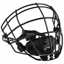 Under Armour CSA CLA Box Lacrosse Cage Face Mask with Chin Strap JR