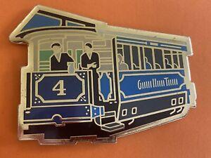 Souvenir Fridge Magnet - Cable Car