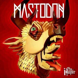 MASTODON The Hunter BANNER HUGE 4X4 Ft Fabric Poster Tapestry Flag album art