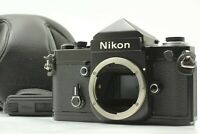 [Exc+4 S/N75XXXXX] Nikon F2 Eye level 35mm Film Camera Black Body from japan 922