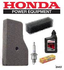 GENUINE HONDA EU20I GENERATOR SERVICE KIT AIR FILTERS SPARK PLUG OIL FUEL FILTER