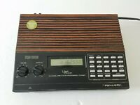 Realistic Pro-2023 20 channel Programmable Scanner No Antenna PreOwned Free ship
