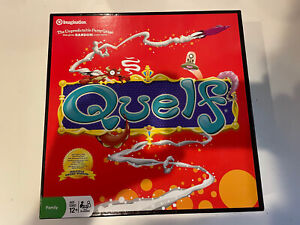 Quelf Unpredictable Party Game Adult Board Game Obey The Card Spin Master