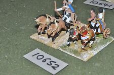 25mm foundry ancient egyptian 2 chariots (10652)