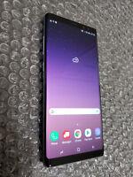 Great Samsung Galaxy Note 8 N950 64GB Orchid Gray GSM Unlocked - Light SBI