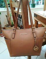 Genuine Michael Kors MK Jetset Leather Handbag