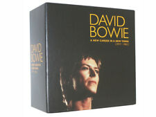 "David Bowie A New Career In A New Town(""1977-1982"" 11 CD Box Set) New Collection"