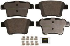 Disc Brake Pad Set-Total Solution Ceramic Brake Pads Rear Monroe CX1071