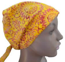 Cancer Chemo Hair Loss Scarf Turban Alopecia Head Wrap Bad Hair Day Calypso 12