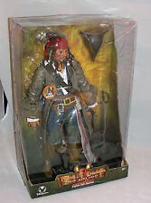 Talking Captain Jack Sparrow Pirates of the Caribbean Dead Man's Chest 15""