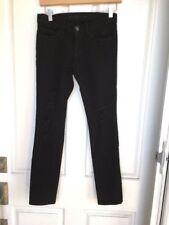 NWOT Nordstrom J BRAND 910TC026 Skinny Leg Destroyed Denim Jeans, 25 - Torn Jett