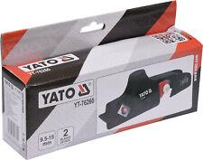Yato YT-76260 Gips-Karton-Platten-Hobel Trockenbau Kanten-Hand-Fasen-Schneider