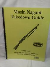 Mosin Nagant Takedown Guide