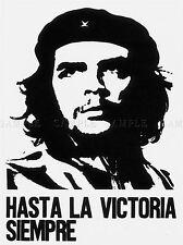 Propaganda CUBA CHE GUEVARA RIVOLUZIONE icona VITTORIA poster art print bb2424a