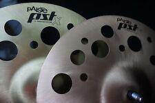 "Paiste 10"" PST X Swiss Hi-Hat Cymbals (Pair)"