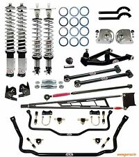 QA1 Level 3 Suspension Kit Handling Fits 82-92 Chevy Camaro-Pontiac Firebird