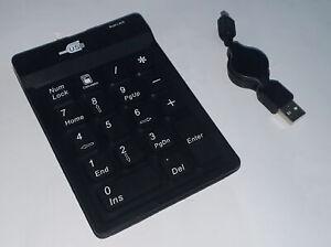 Externes Keypad / Zehnertastatur mit USB-Anschluss für Robuste Umgebungen