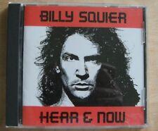 Billy Squier - Hear & Now (CD)