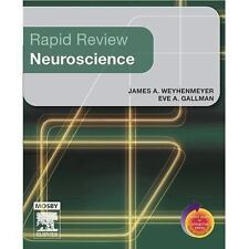 Rapid Review Neuroscience by James Weyhenmeyer Paperback Book (English)