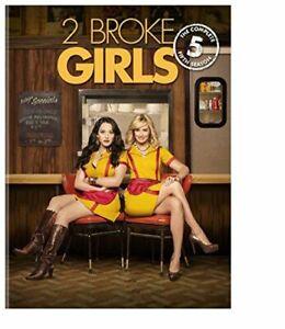 2 BROKE GIRLS: SEASON 5 NEW DVD