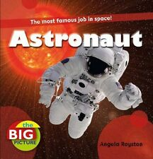 Astronaut (Big Picture) (The Big Picture) Spilsbury, Louise Good Book